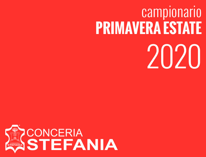 campionario Primavera Estate 2020